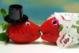 fisetina y fresas